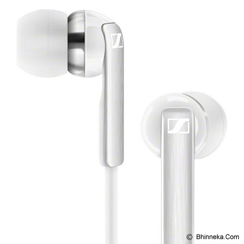 SENNHEISER Earphone [CX 2.00i] - White - Earphone Ear Monitor / Iem
